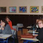 Οι διδάσκοντες του Ζωγραφείου. Παρακολούθηση της επιμόρφωσης