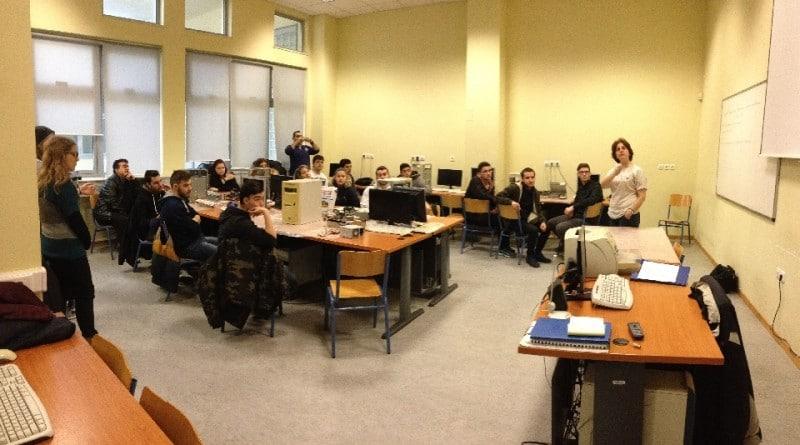 Από το σχολείο στην εργασία. Το ΚΕΠΛΗΝΕΤ στο 1ο ΕΠΑΛ Σταυρούπολης