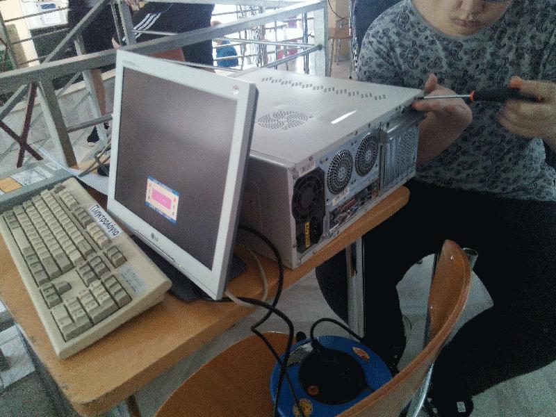 Ο πρώτος ΗΥ έτοιμος για να επισκευαστεί