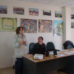 Κερκίρη Τάνια, Υπεύθυνη ΚΕΠΛΗΝΕΤ και Χριστοφίλη Τσιάμη, ΠΕ19, εισηγήτρια