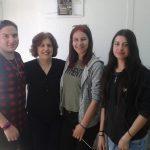 Σταυρός 28 Μαρτίου 2017. Ημερίδα: Από το σχολείο στην εργασία. Οι ομάδες σε δράση